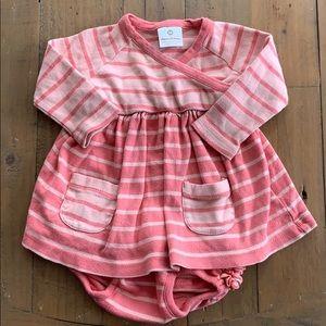 4/$20 Hanna andersson dress set